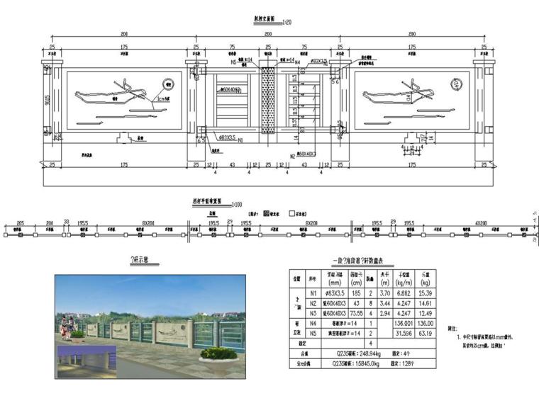 [安徽]5跨20米简支T梁桥工程施工图设计62张