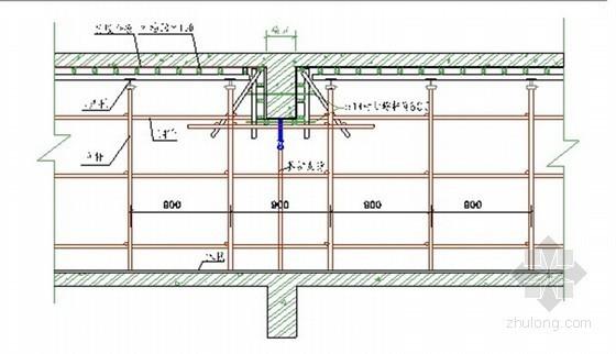 [四川]超高层框筒结构综合楼模板工程施工方案