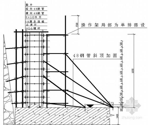 [北京]剪力墙结构住宅楼楼座模板施工方案(长城杯)