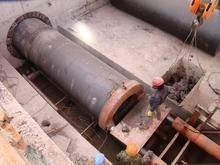 [山西]市政排水工程施工组织设计(沟槽开挖 顶管)