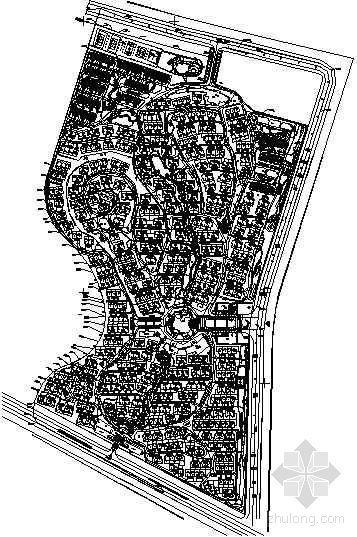 [长沙]小区景观项目成套园林设计施工图
