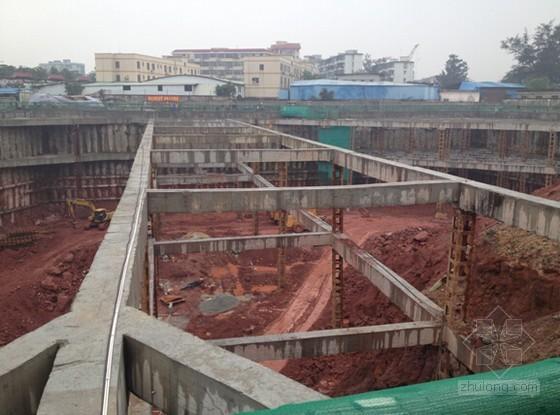 [广东]超高层框剪结构综合大楼工程施工总承包施工组织设计(附图 300余页)