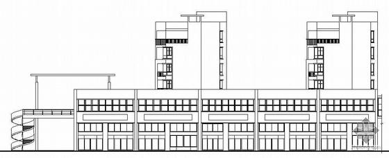[江西]某七层住宅居民楼建筑施工图