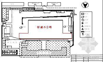 新疆某高层综合楼施工组织设计(鲁班奖工程)