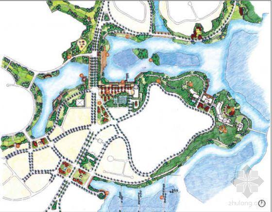 杭州生态小区景观总体规划设计全套文本