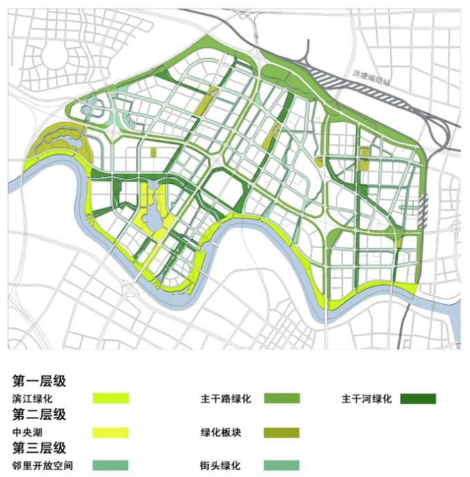 [浙江]综合型滨江生态水岸低碳创新产业城市规划设计方案(2017最新)_9