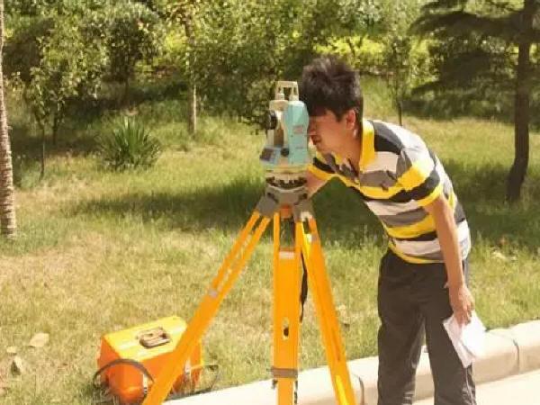 市政道路工程测量放线!
