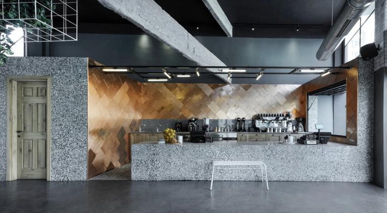 希腊黑滴咖啡厅