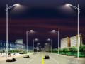 咸阳市兰池大道路灯照明工程施工组织设计