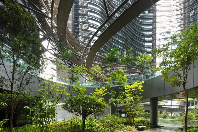 新加坡一号码头景观