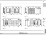 奢华酒店中餐厅设计图及效果图(含20张图纸)