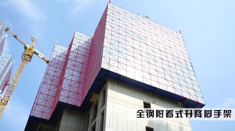 聚焦山西省首例装配整体式剪力墙结构建设项目_97