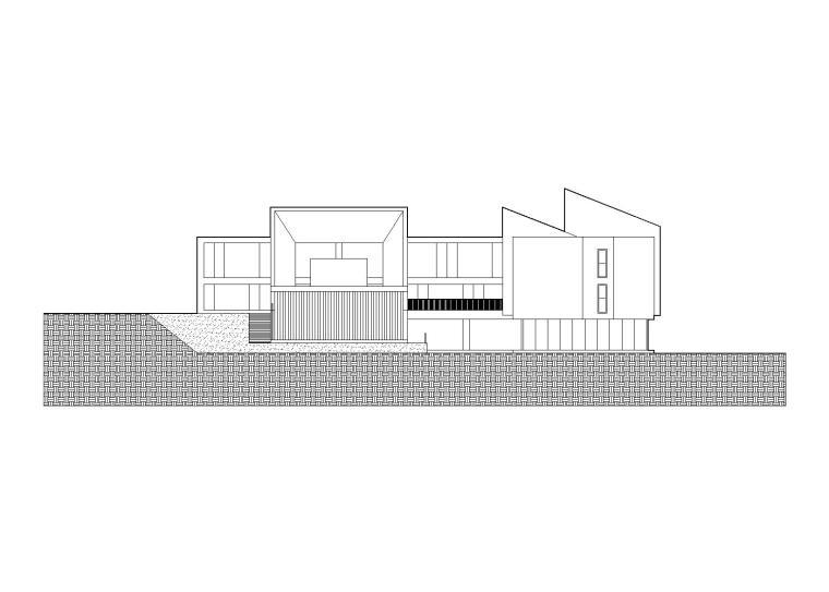 [四川]成都粮丰9班幼儿园建筑施工图(CAD+效果图+设计说明)