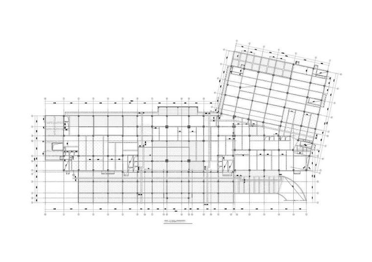 [无锡]8层框剪结构四星级宾馆(酒店)结构图