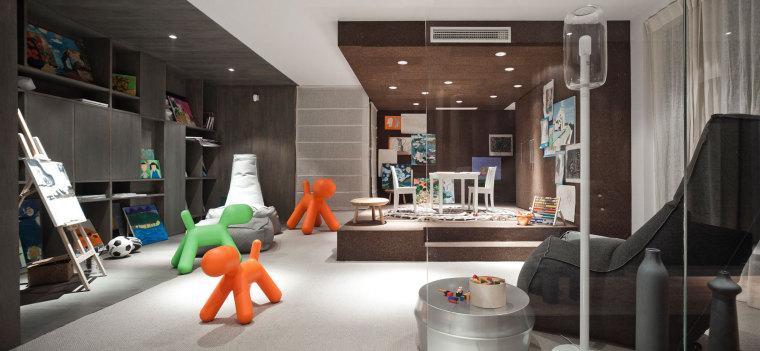 [上海]万科第五园样板房空间设计方案文本