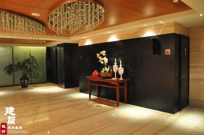 涵田主题酒店设计案例-涵田主题酒店设计、专业酒店设计第1张图片
