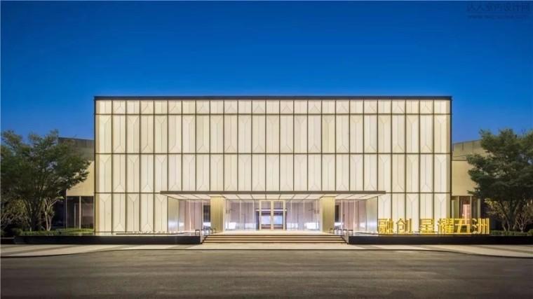 [新作]于强设计|天津融创星耀五洲销售中心