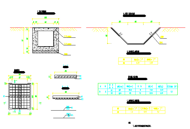 道路工程施工图纸(共120张)_5