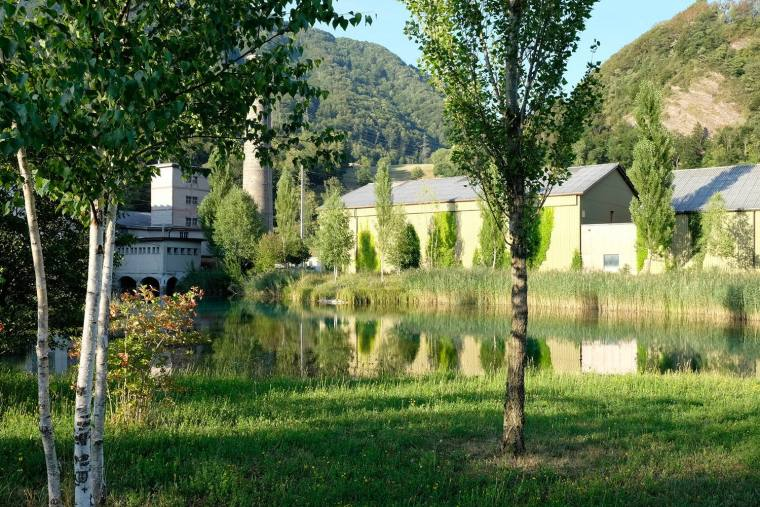 瑞士LowerFactoryPond水系环境修复-7
