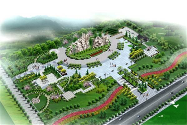 广场项目总承包管理方案(图表)