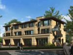 [北京]梁志天-台湖一号公馆住宅项目样板房深化设计方案