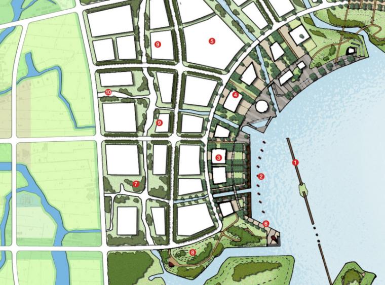 [浙江]绍兴市镜湖国家城市湿地公园总体概念规划设计(PDF+81页)