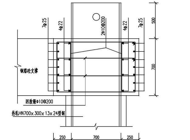 基坑支护方案(工法-冠梁-支撑)Word版(共65页)_2