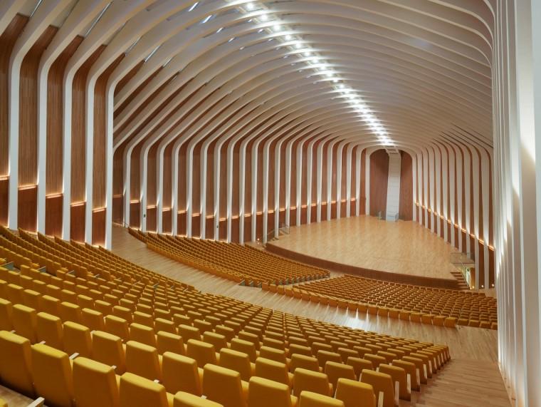 西班牙含苞绽放的瓦伦西亚歌剧院-7