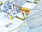 施工现场常见10种高空坠落事故风险点