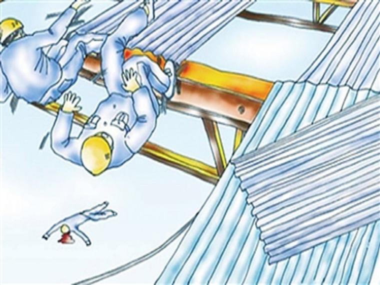 施工现场常见10种高空坠落事故风险点_1