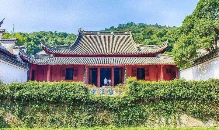 中国现存的木结构古建筑前50座,看一眼少一眼了~_21
