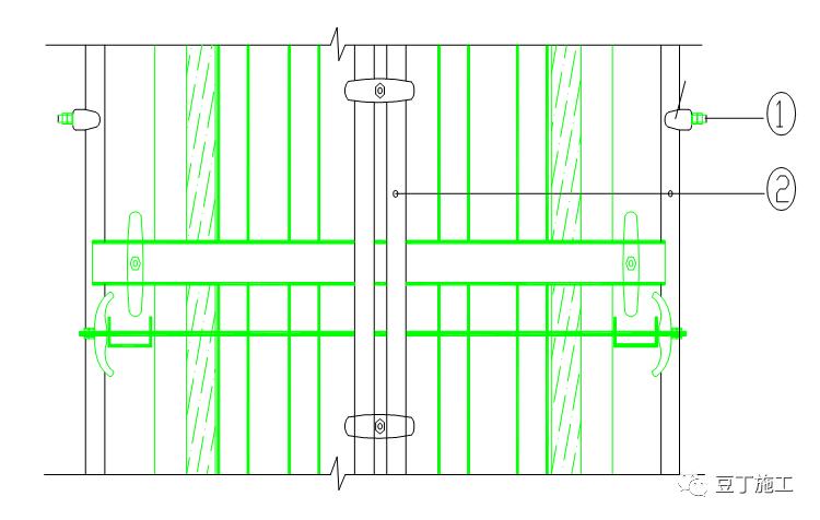 这些支模细部节点做法不知道,你就没有真正掌握模板施工奥义_23
