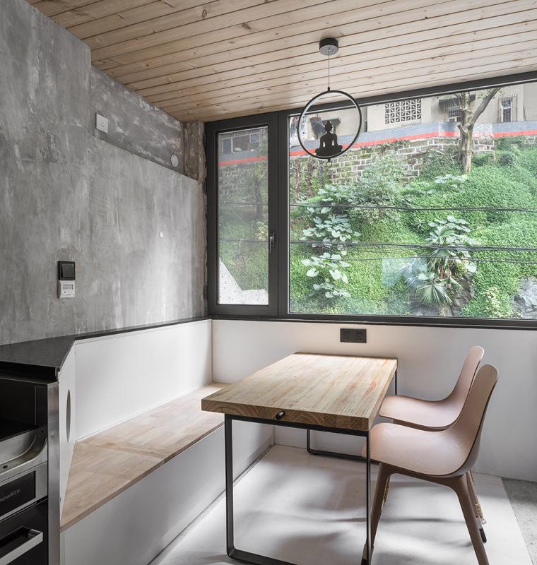 重庆双钢路旧公寓改造-4
