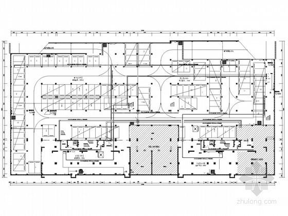[安徽]一类高层居住建筑全套电气施工图纸(含审图意见)