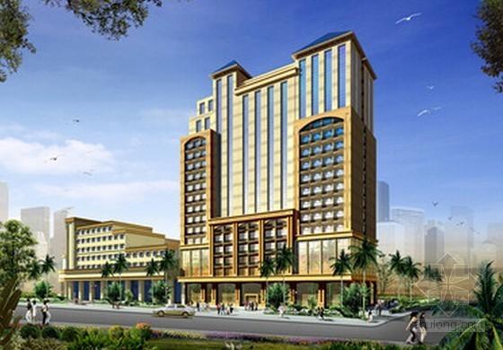 [知名房企]超五星级酒店项目研究专题分享(附图丰富)