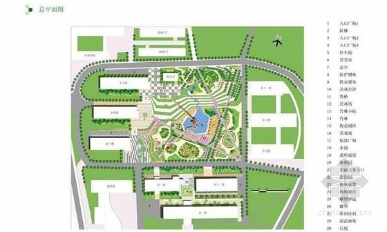 [分享]小区景观设计毕业设计资料下载百纳平面设计怎么样图片