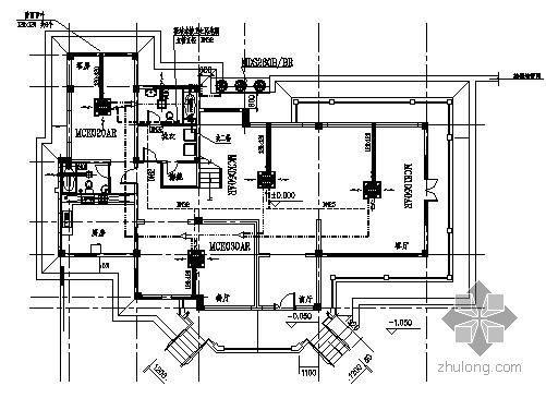 某别墅通风空调施工图