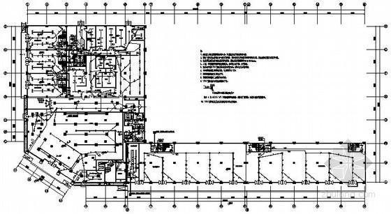 [昆明]某茶厂三层综合楼完整电气施工图纸
