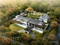 [杭州]旅游景区疗养院景观改造设计方案