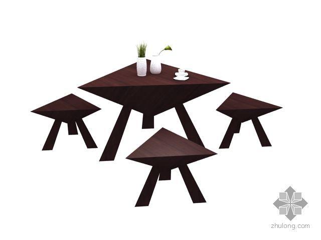 休闲桌椅组合
