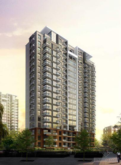 唐山市某高层住宅主体结构施工方案