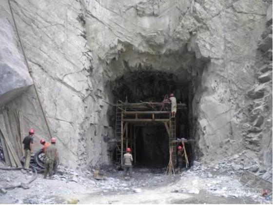 小断面引水隧洞工程施工组织设计