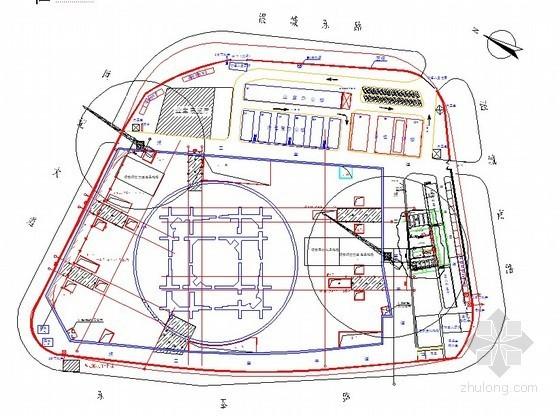 [上海]金融中心裙楼地下结构工程施工方案(中建)