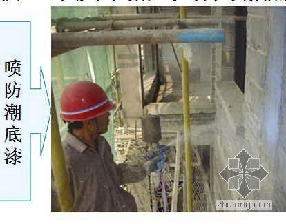 现场喷涂硬质聚氨酯发泡外保温技术总结