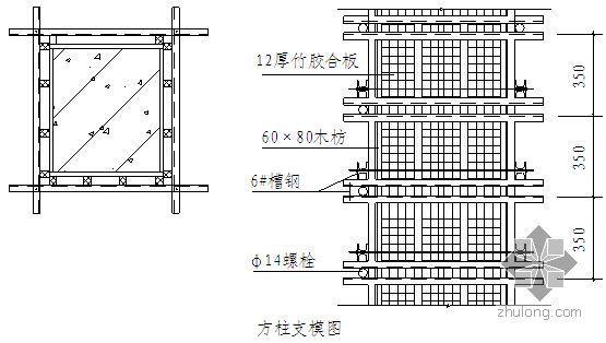 长沙某大型工业厂房施工组织设计(芙蓉奖、争创鲁班奖)