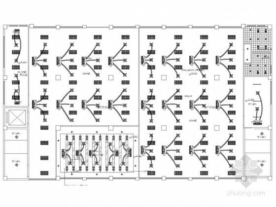 办公综合楼空调通风防排烟系统设计施工图(特殊系统)