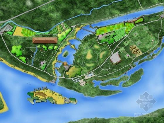 [丽江]旅游景区景观规划设计方案