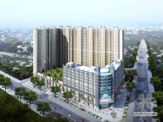 天津某高层地上部分模板工程施工方案(大钢模 多层覆膜板 竹胶板)