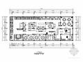 [成都]某中式火锅餐厅室内装修施工图(含效果)