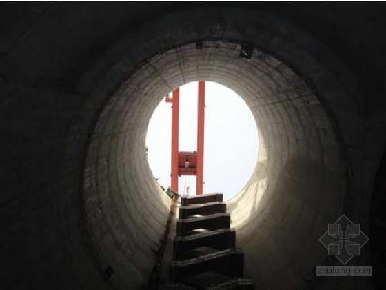 [陕西]埋深27.4m盾构吊出井开挖作业指导书28页(暗挖竖井 钻孔灌注桩)